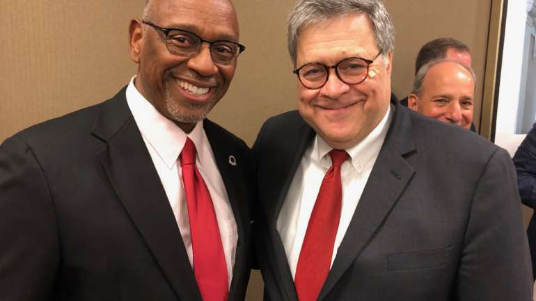 85th United States Attorney General Bill Barr