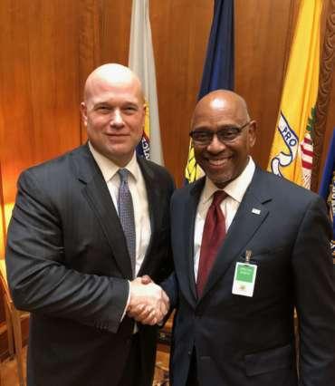 Former United States Attorney General Matthew Whitaker
