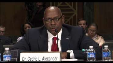 Committee hearing on C-Span titles Civil Rights & Policing Practices